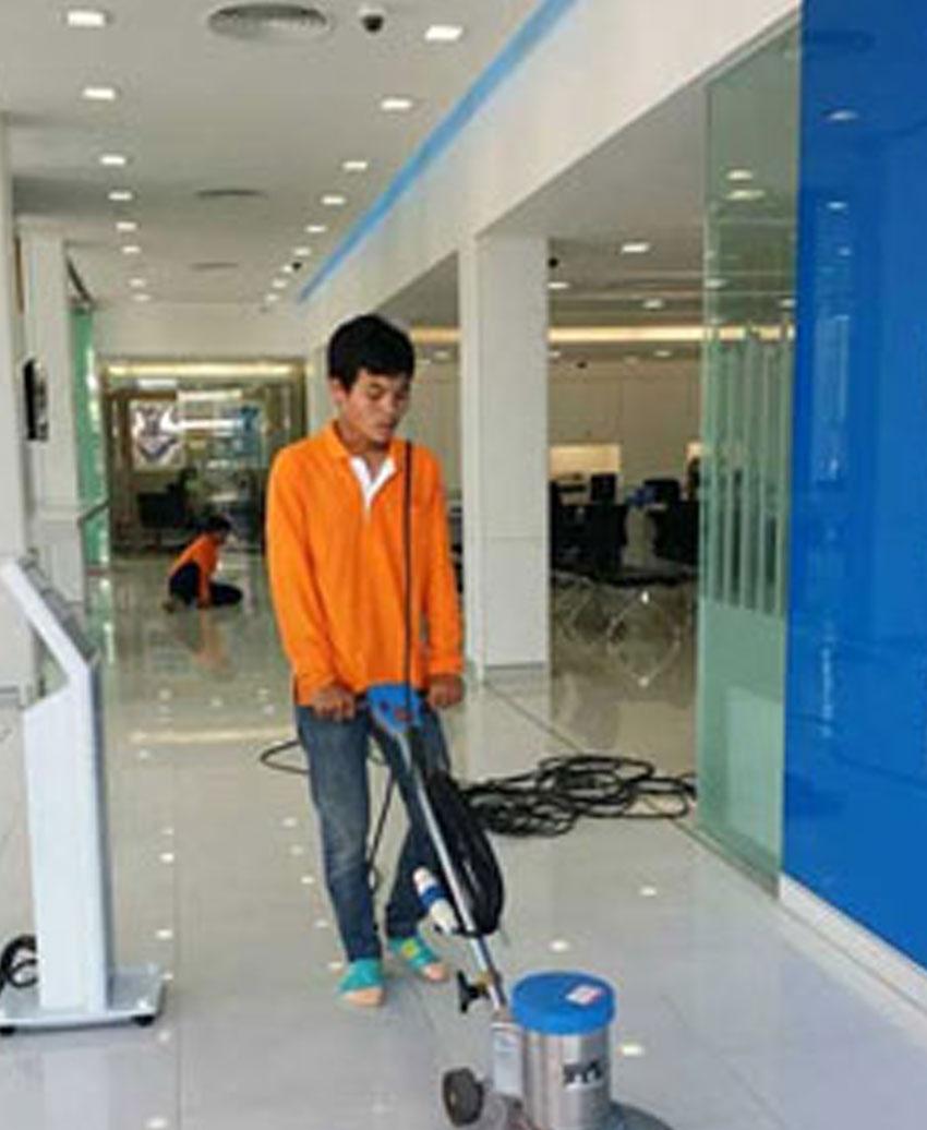 งานทำความสะอาดสำนักงาน รายวัน รายครั้ง รายสัปดาห์